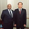 Ambassadeur avec M Houlin Zhao