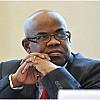 Le Representant Permanent et President du groupe des ambassadeurs francophones